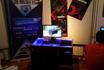 Blizzcon 2014 Ljubljana - S7 Desk 2014 - By S7 design