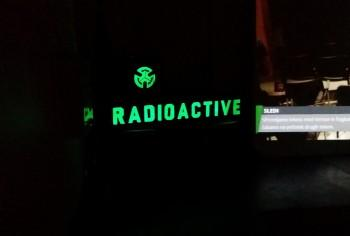 Radioactive LAN 5 - S7 Desk 2014 - By S7 design
