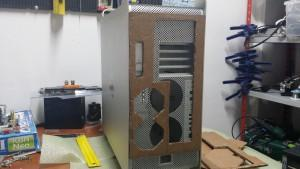 Apple G5 case mod / hackintosh by S7 Design