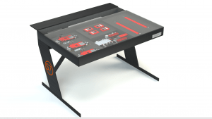 S7 Gaming PC Desk