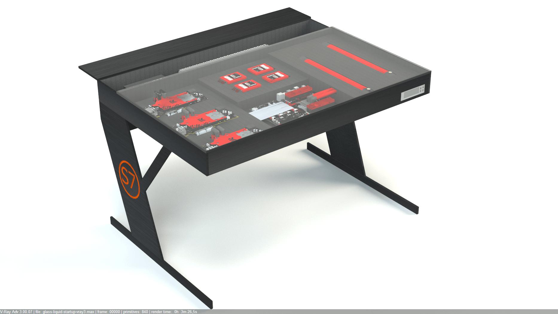 S7 desk 2015 preview